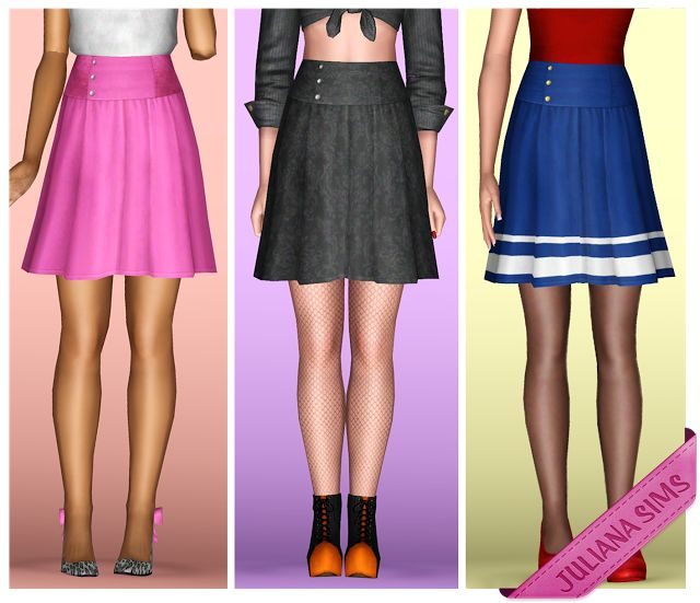 Juliana Sims: Cocktail Shock Skirt – Teens to Adults