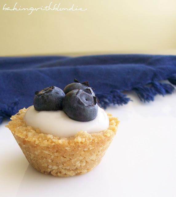 ... Coconut Custard Mini Tarts   FOOD - Cakes, Pies & Tarts   P