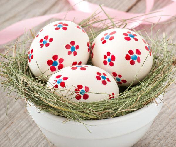 décorer des oeufs pour Pâques  Pour Pâques  Pinterest