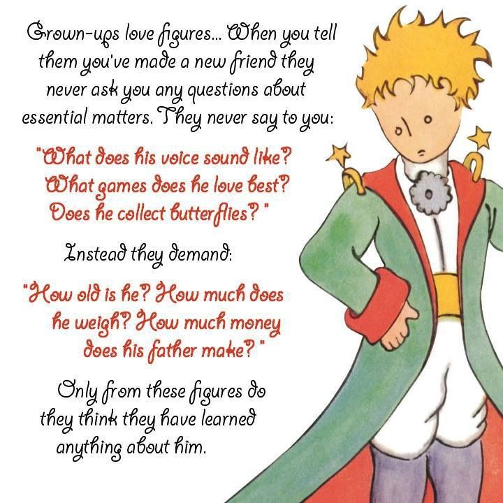 the little prince quote analysis Everything you ever wanted to know about quotes about the little prince, written  by experts with you in mind.