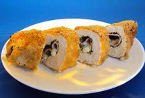 Stuffed Chicken Breast with Ham and Cheese - Similar to Chicken Cordon ...