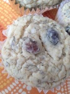 blueberry oat muffins | Food | Pinterest