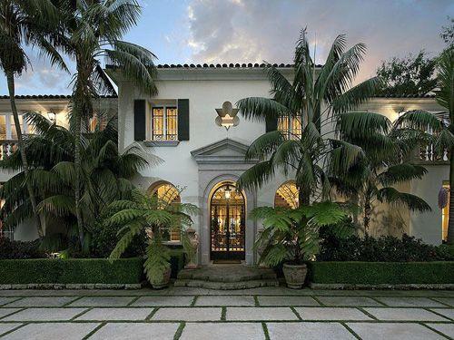 Luxury Mediterranean House Architecture Beautiful Homes