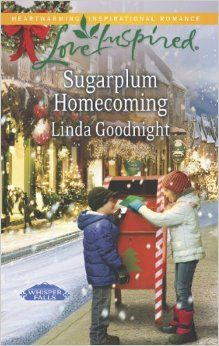 Sugarplum Homecoming (Love Inspired\Whisper Falls): Linda Goodnight: 9780373878543: Amazon.com: Books
