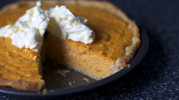 Sweet Potato Buttermilk Pie | Tasty Treats | Pinterest