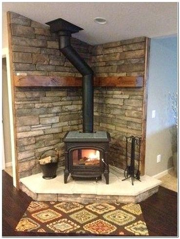 Image Result For Wood Burning Stove Tile Surround Ideas