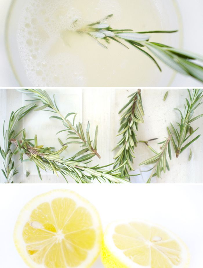 Rosemary Lemonade With Cherries Recipes — Dishmaps