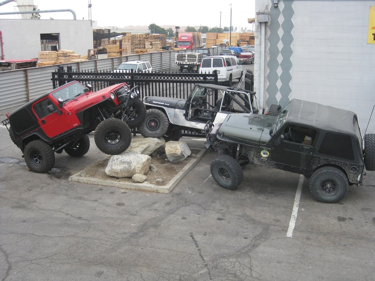 4x4 Shops Autos Post