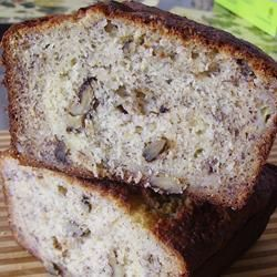 Janet's Rich Banana Bread Recipe — Dishmaps
