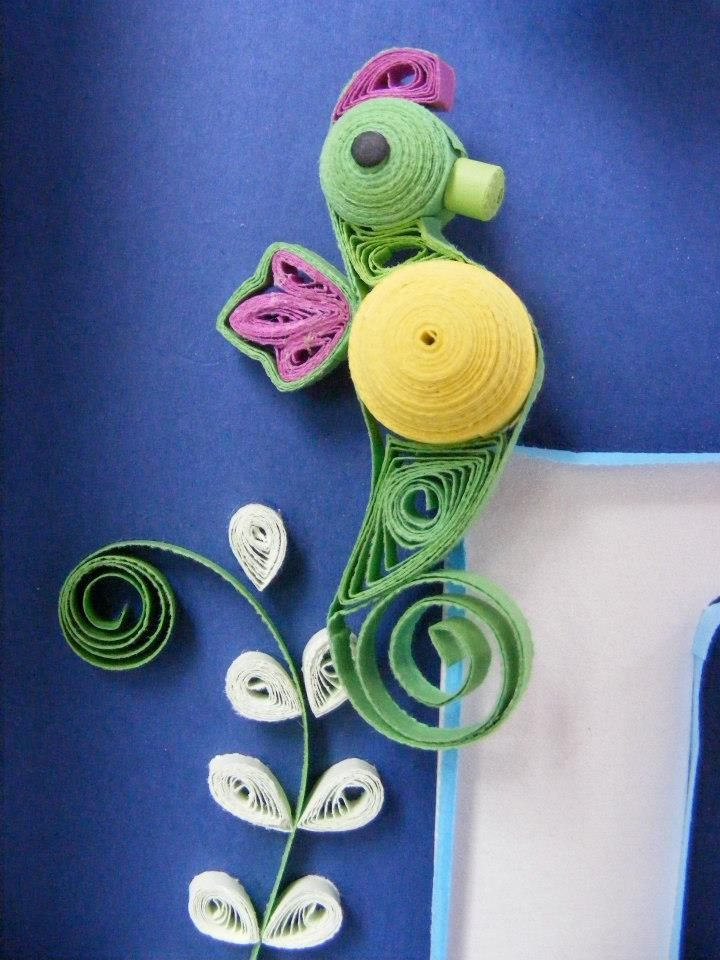 3D Quilling