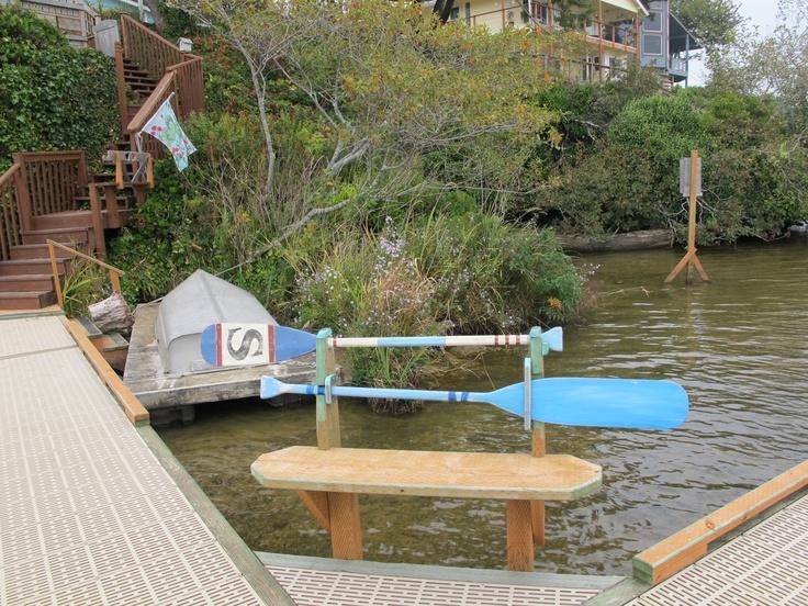 Dock Bench Lake Pinterest