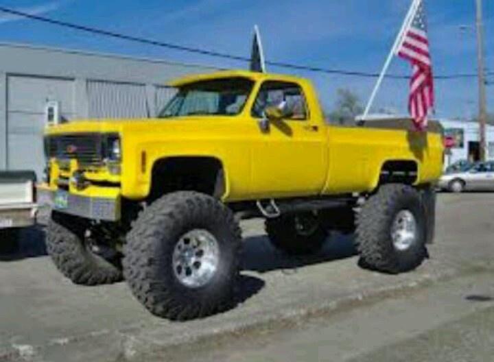 Big bad ass trucks