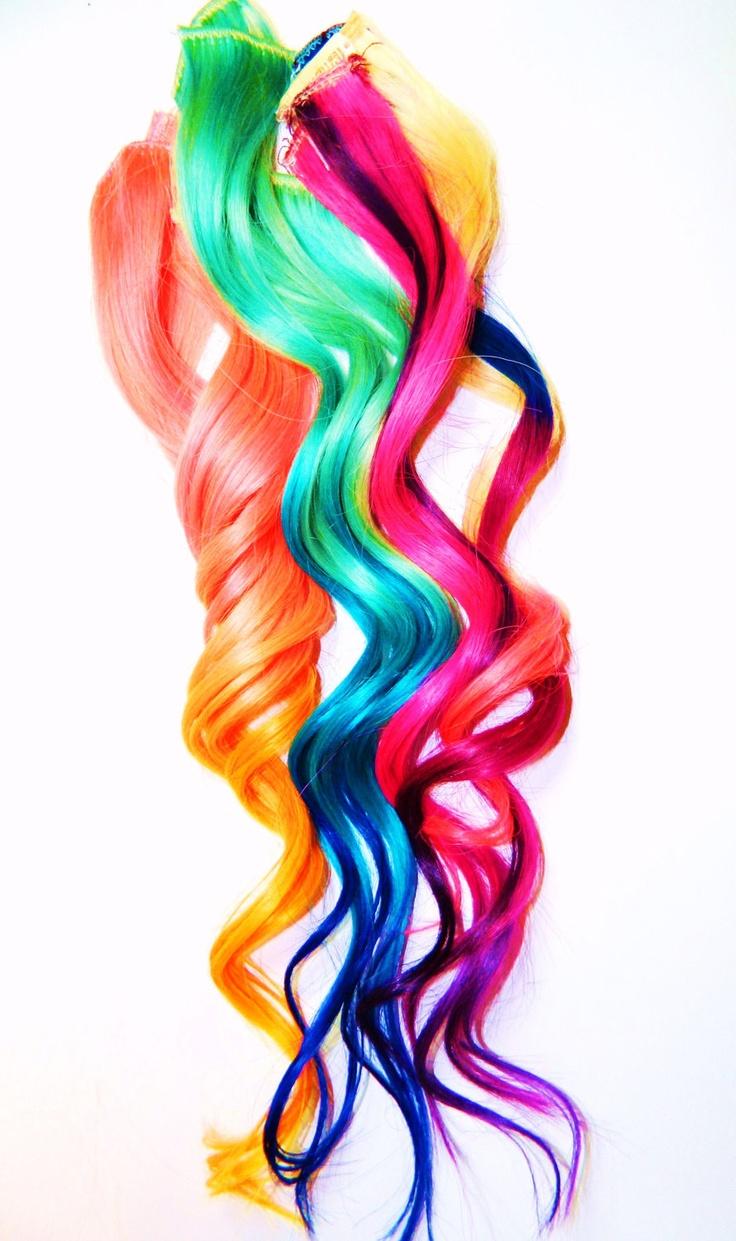 Custom Clip In Hair Extensions 53