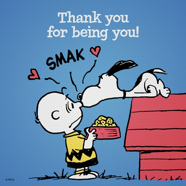 Snoopy Thank You Quotes Quotesgram