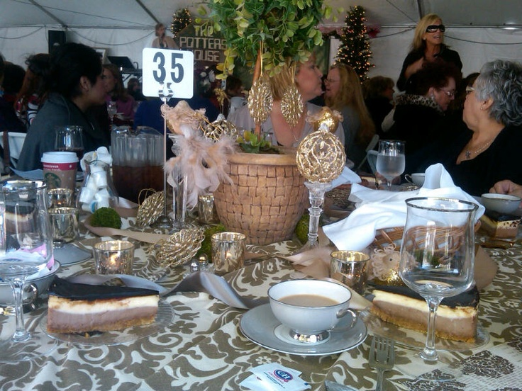Womens fall luncheon 2011 i combined platinum and gold