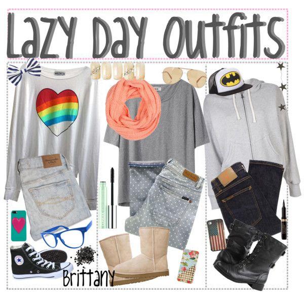 Lazy Day Outfits | Car Interior Design