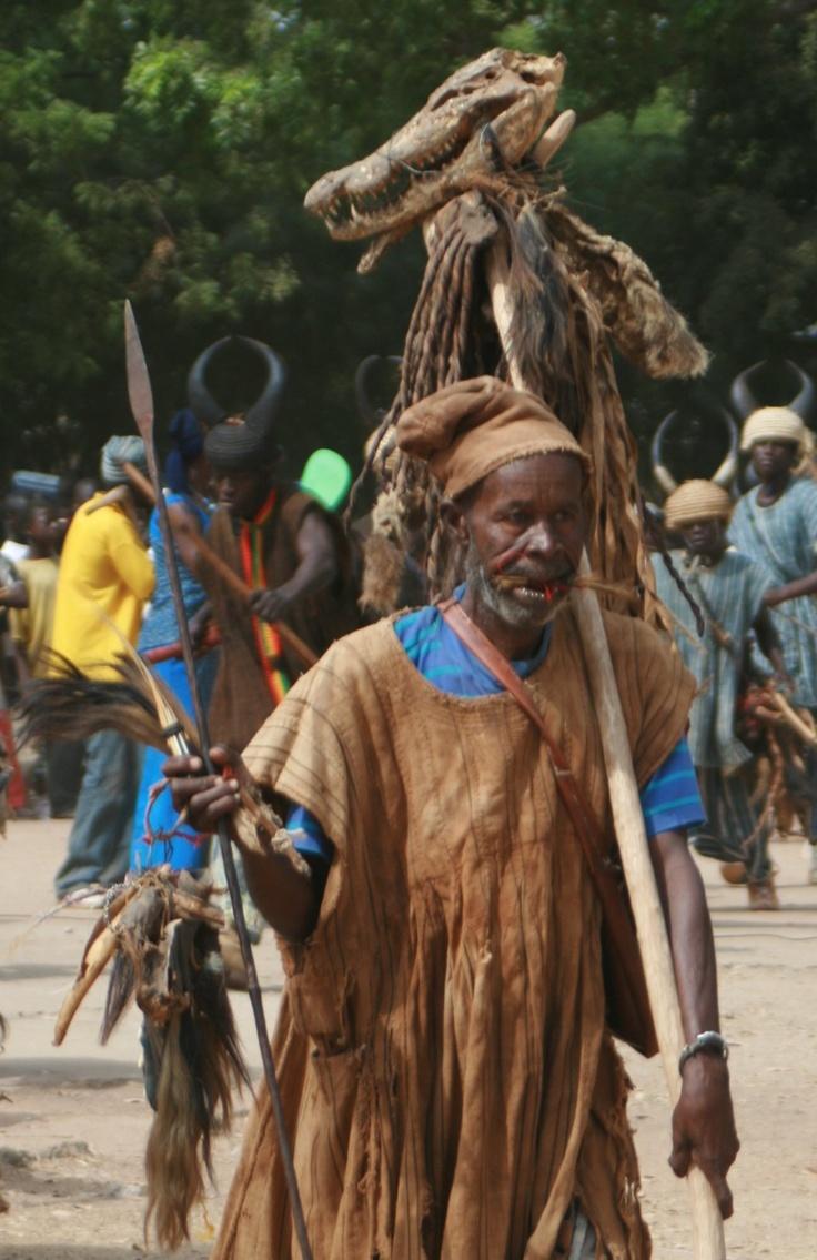 Feok Festival, Sandema, Upper East Region, Ghana