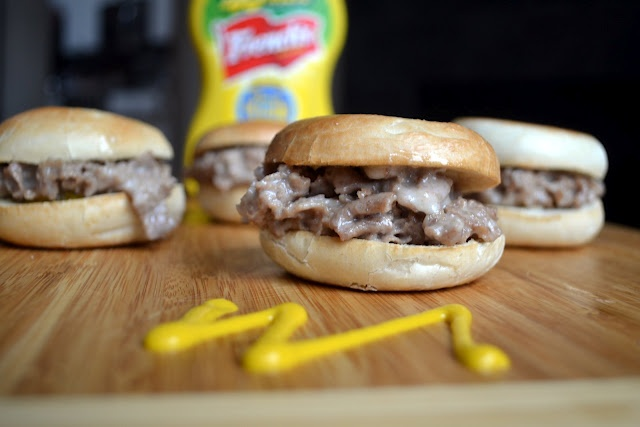 Philly Cheese Steak Bagel Bites | Food I wanna eat | Pinterest