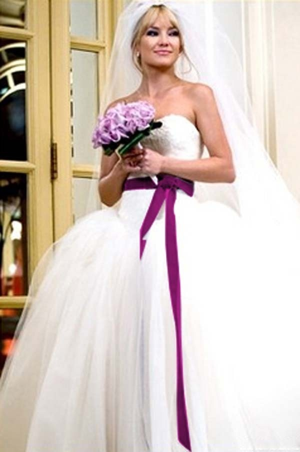 bride wars the bride all dressed in white pinterest