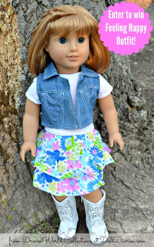 Giveaway � Feeling Happy Outfit from DreamWorld Collections