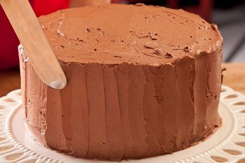 Black Forest Yule Stump Cake Recipe - CHOW