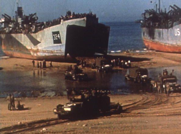 d day landings 6th june 1944