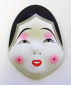 すべての講義 おかめ面 : おかめ福面(京都府) | Folk Toys ...