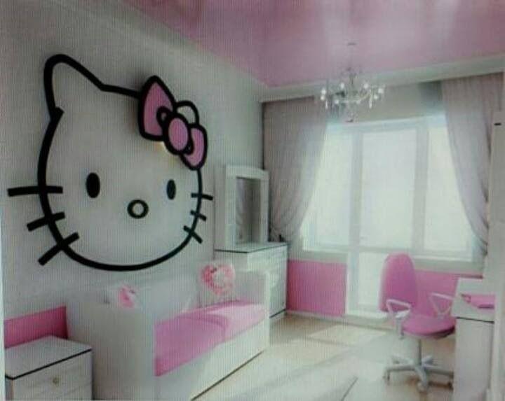 hello kitty bedroom theme hello kitty bedroom pinterest
