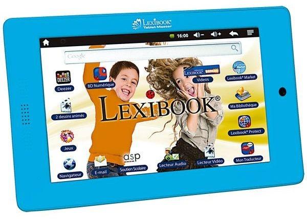 Tablettes tactiles enfants LexiTab - m