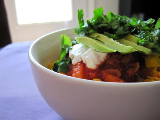 Mexican Rice Bowl   Skinny Muffin   ! A Permanent Health Kick ! - Hea ...