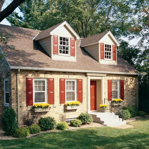 How to frame a gabled dormer - Dormer window house plans extra personality ...