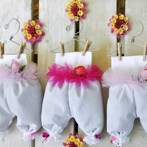 tutu sachets baby bloomers sachets baby shower gifts christening a