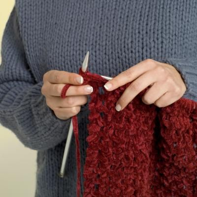 Simple Knits: 653 patterns to knit with 1-285 yards of yarn!