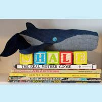 Save the Jeans and Make Whales - Turn Your Jeans Into Whales with Lily and Gus