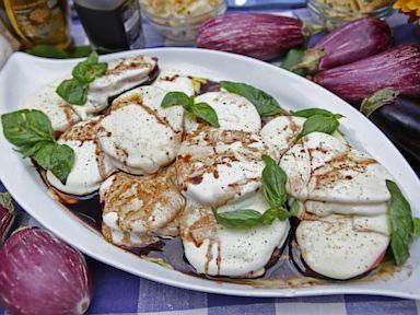 More like this: grilled eggplant , eggplants and mozzarella salad .