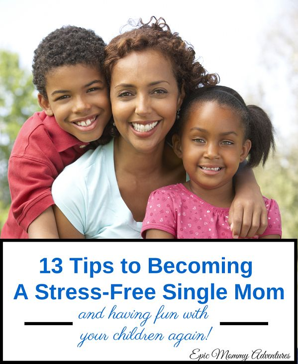 Tips for dating single moms