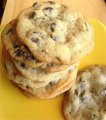 King Arthur Flour {Jacques Torres} NY Times chocolate chip cookie with ...