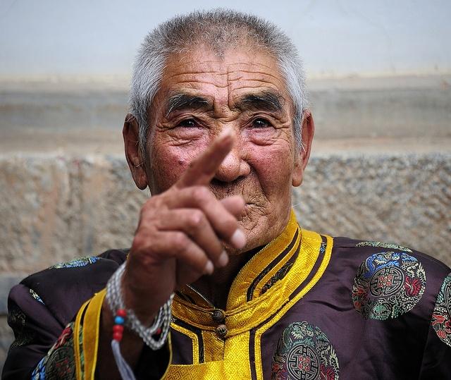 Tibetan people  Tibet 2012 by reurinkjan  via FlickrTibetan People