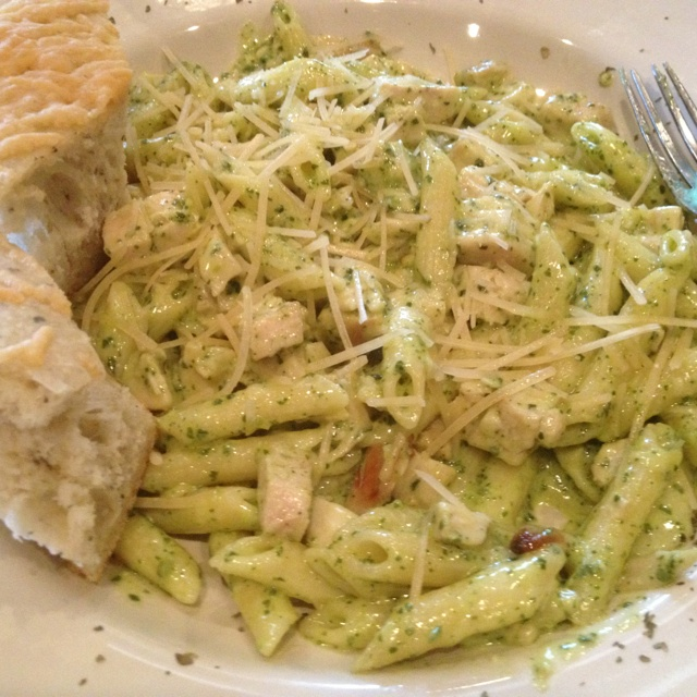 Chicken And Pesto Pasta Recipes — Dishmaps