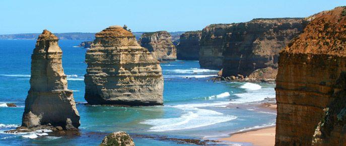 Great Ocean Road. Australia