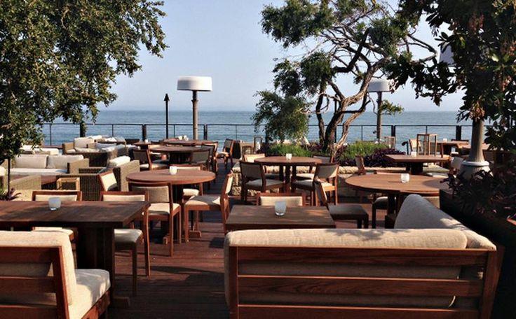Just Another Day In Paradise Nikita Malibu Restaurants In Malibu Ca P