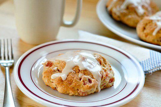 Breakfast Recipe: Apricot Yogurt Scones — Recipes from The Kitchn