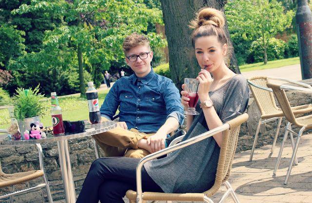 Zoella and Tyler OakleyZoella And Tyler Oakley