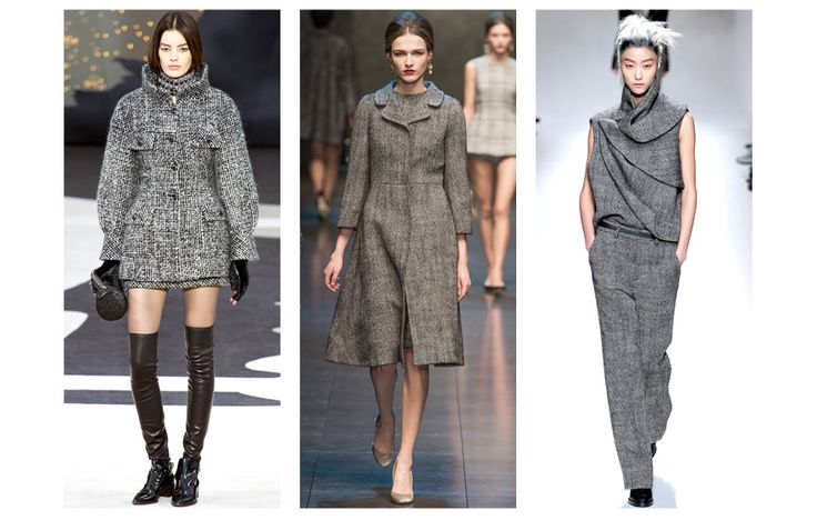 Tweed for FW 2013 and 2014