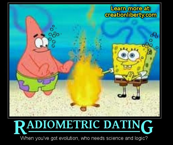 carbon dating problems