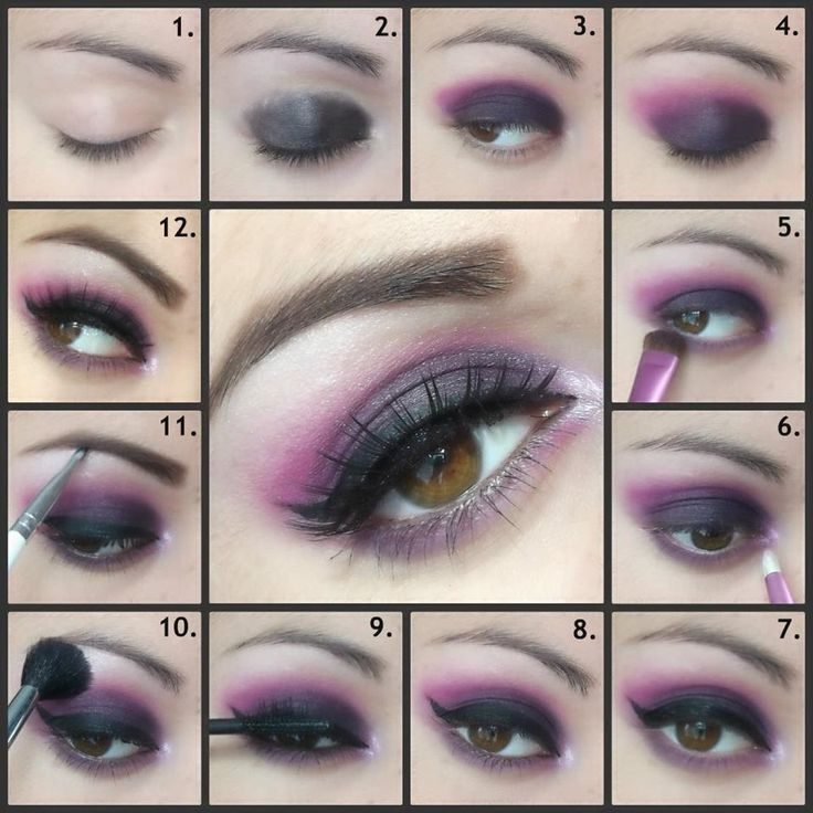 spesso MAKE UP OCCHI STEP BY STEP ~ PASSIONEMAKEUPBEAUTY HC57