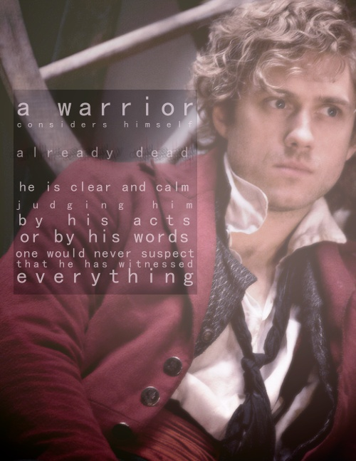 Before I saw the movie, when I would watch the 25th anniversary concert and listen to the soundtracks, I never understood why Enjolras was so popular. Then I saw Aaron Tveit in the movie and I realized why. I think every Les Mis fan loves a certain  Enjolras from a production. You just have to find him(;