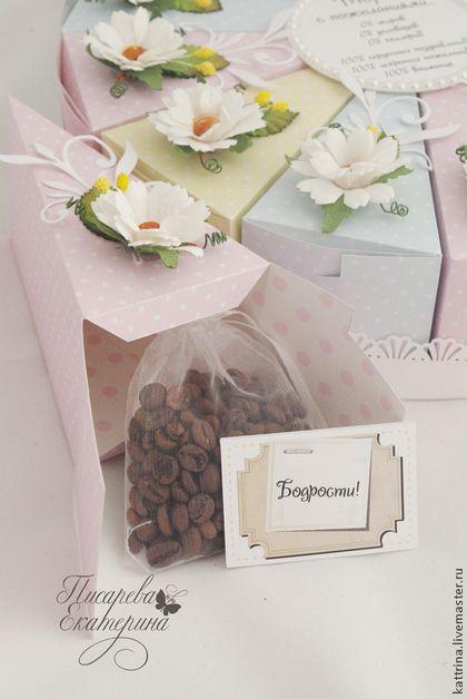 Бумажный торт с пожеланиями для свадьбы