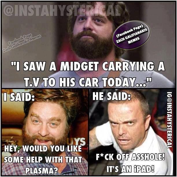 Funny Zach Meme : Midgets funny stuff pinterest
