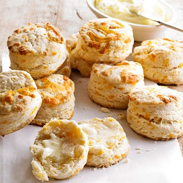Flaky Cheddar Biscuits | I like to eat eat eat.... | Pinterest